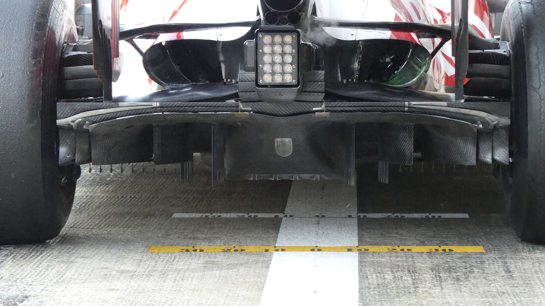 Nicholas Latifi - Williams - F1-Test - Barcelona - 21. Februar 2020