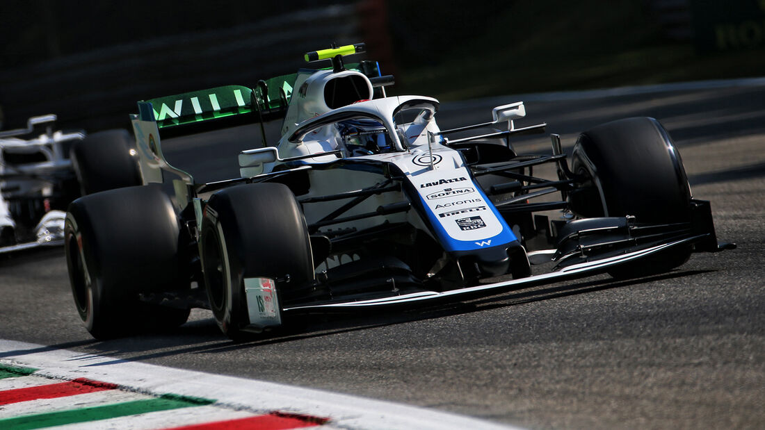 Nicholas Latifi - Williams - Formel 1 - GP Italien - Monza - 4. September 2020