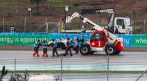 Nicholas Latifi - Williams - Formel 1 - GP Türkei - Istanbul - Samstag - 14.11.2020