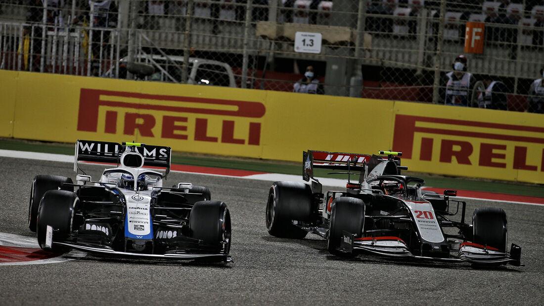 Nicholas Latifi - Williams - GP Bahrain 2020 - Sakhir