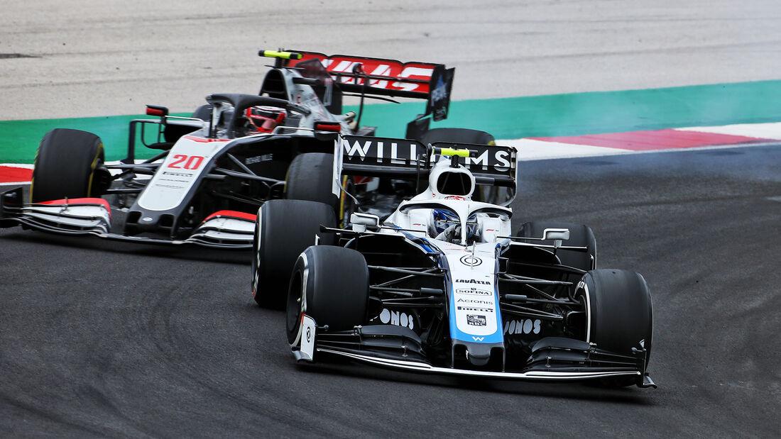 Nicholas Latifi - Williams - GP Portugal 2020 - Portimao