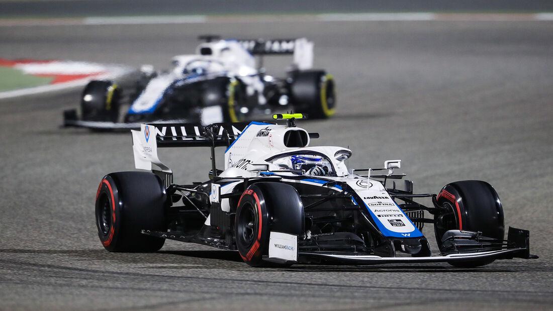 Nicholas Latifi - Williams - GP Sakhir 2020 - Bahrain