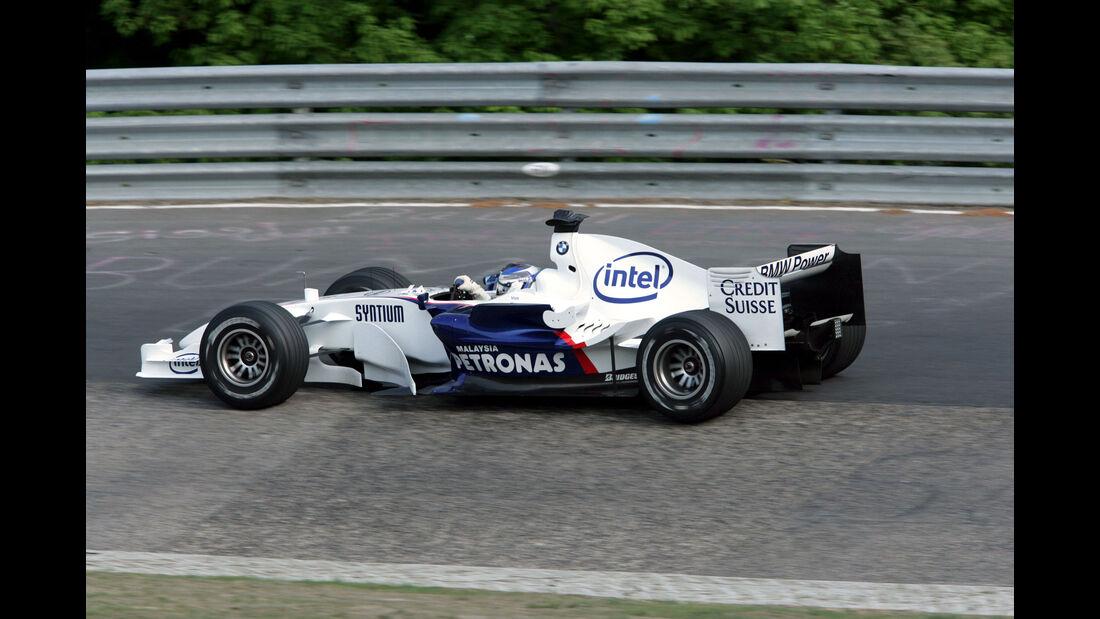 Nick Heidfeld - BMW F1.06 - Nürburgring 2007
