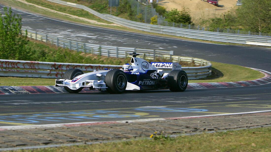 Nick Heidfeld - BMW Sauber F1 - Nordschleife - 2007