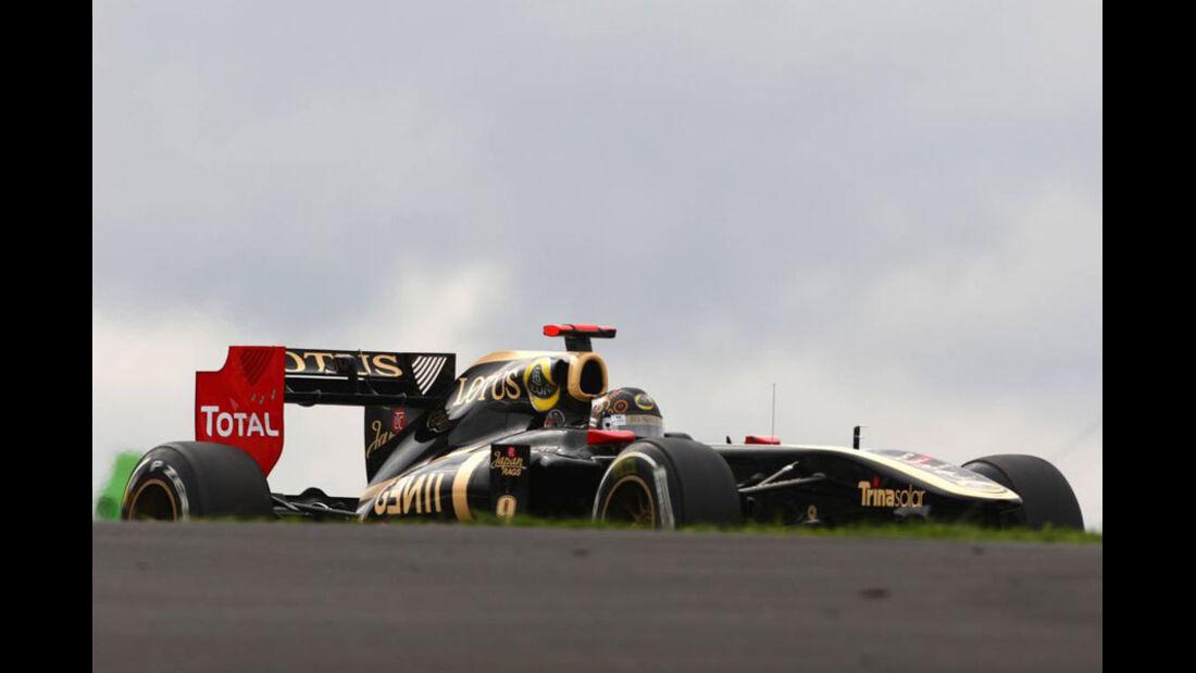Nick Heidfeld - GP Deutschland - Nürburgring - 22. Juli 2011