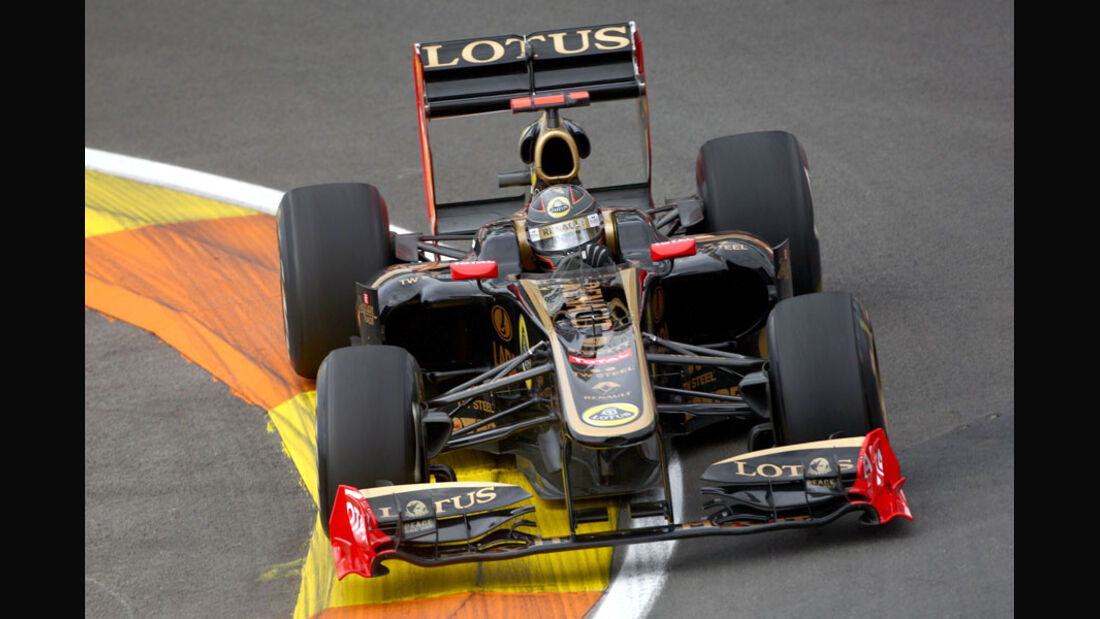 Nick Heidfeld - GP Europa Valencia 2011