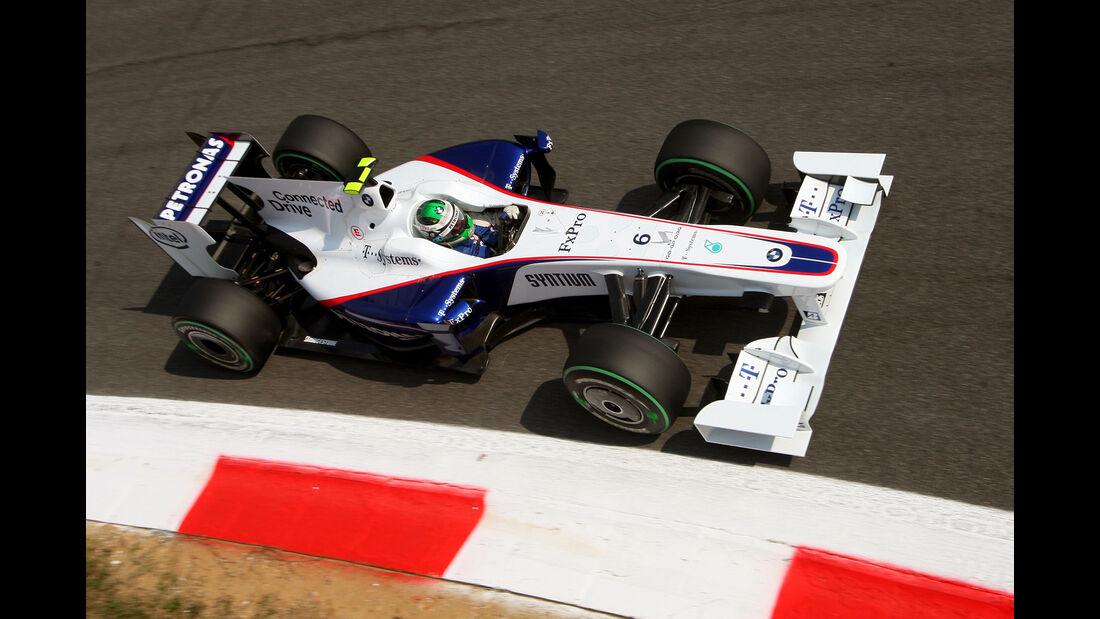 Nick Heidfeld - GP Italien 2009
