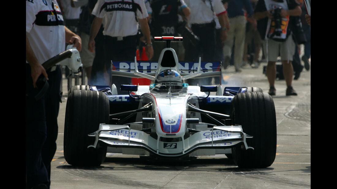 Nick Heidfeld - GP Japan 2007