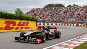 Nick Heidfeld GP Kanada 2011