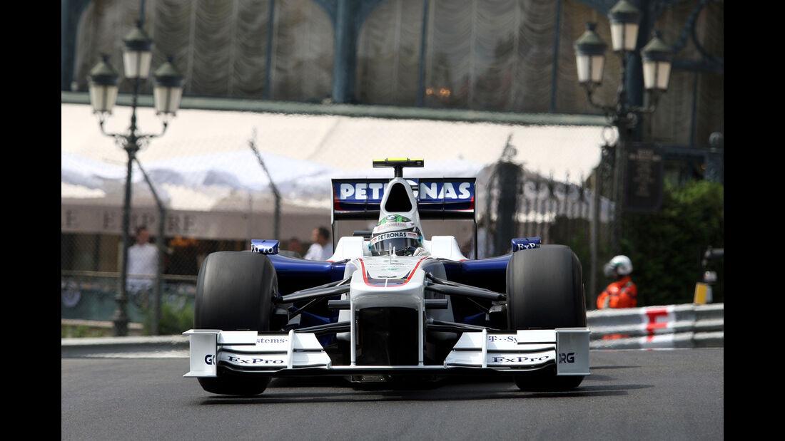 Nick Heidfeld - GP Monaco 2009