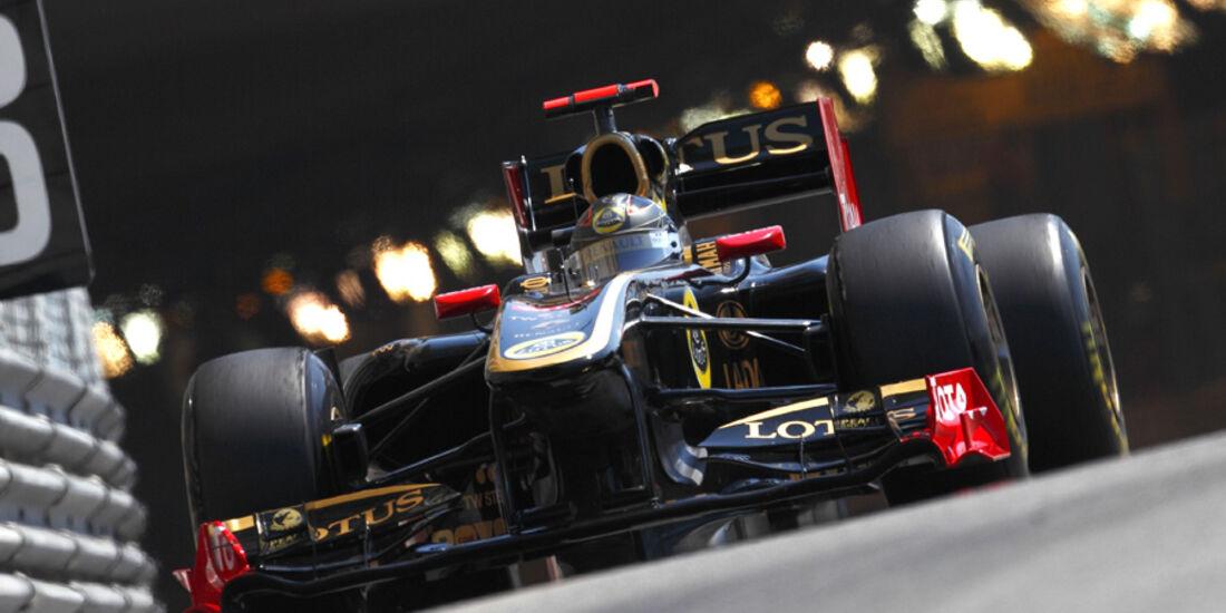 Nick Heidfeld GP Monaco 2011