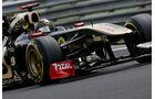 Nick Heidfeld - GP Ungarn - Formel 1 - 30.7.2011