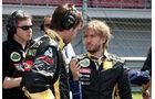 Nick Heidfeld Impressionen GP Türkei 2011