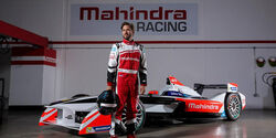 Nick Heidfeld - Mahindra 2015