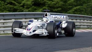 Nick Heidfeld - Nordschleife - BMW-Sauber - F1 - 2007