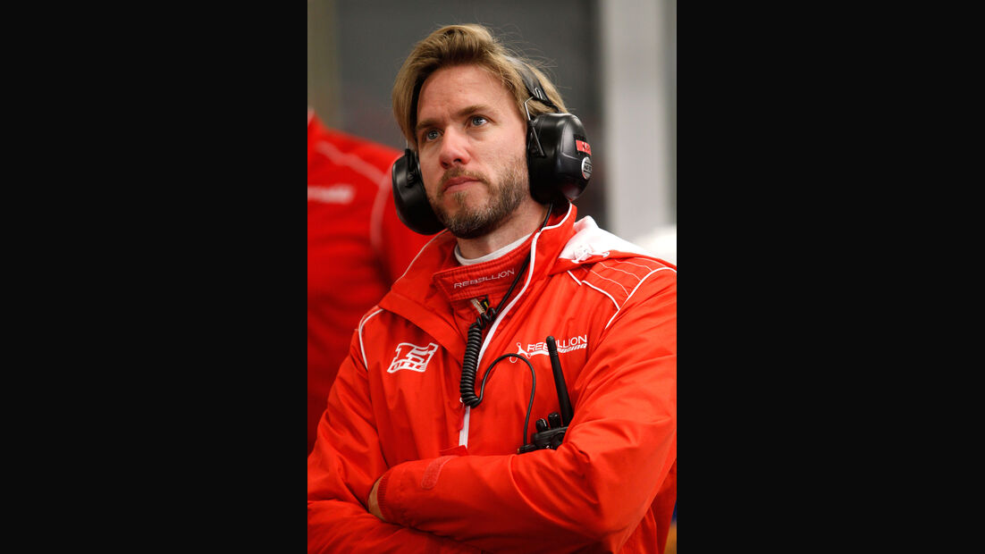 Nick Heidfeld - Rebellion Racing - 24h Rennen Le Mans - 1. Qualifying - Mittwoch - 10.6.2015