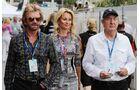 Nick Mason Pink Floyd  - Formel 1 - GP Monaco - 25. Mai 2014