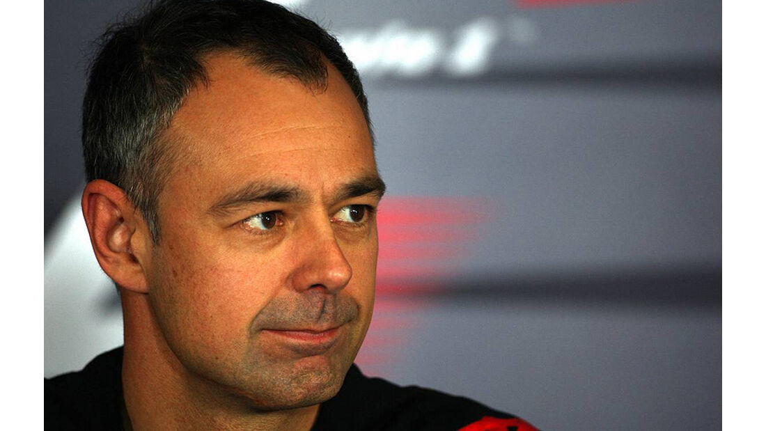 Nick Wirth Virgin F1