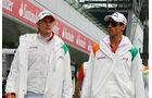 Nico Hülkenberg & Adrian Sutil
