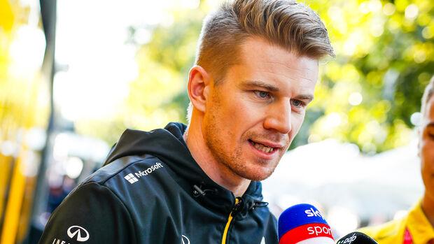 Nico Hülkenberg - F1 2019
