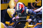 Nico Hülkenberg - F1-Testfahrten - Abu Dhabi - 2017