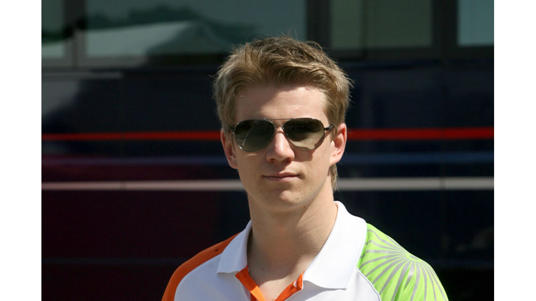 Nico Hülkenberg - Force India 2011
