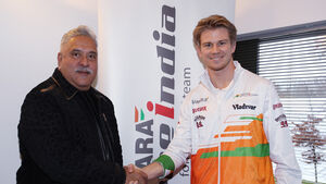 Nico Hülkenberg - Force India - 2013