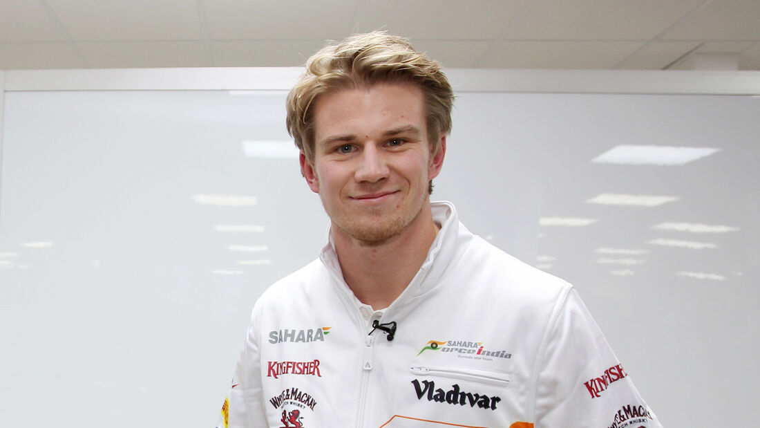 Nico Hülkenberg - Force India 2014