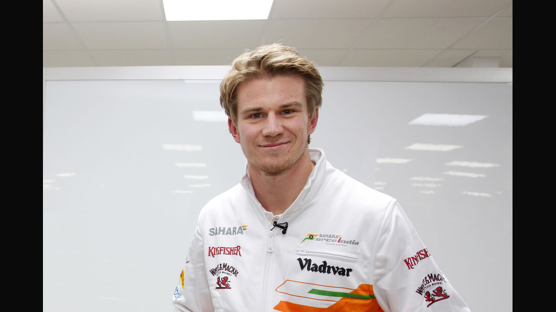 Nico Hülkenberg - Force India 2014