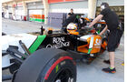 Nico Hülkenberg - Force India - Formel 1 - Bahrain - Test - 2. März 2014