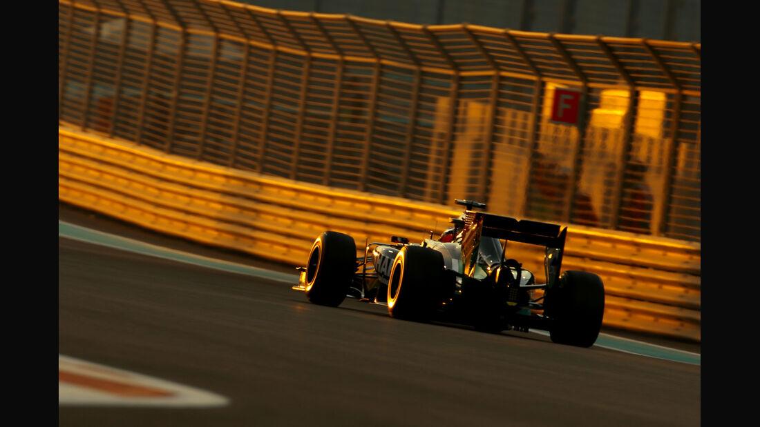 Nico Hülkenberg - Force India - Formel 1 - GP Abu Dhabi - 22. November 2014