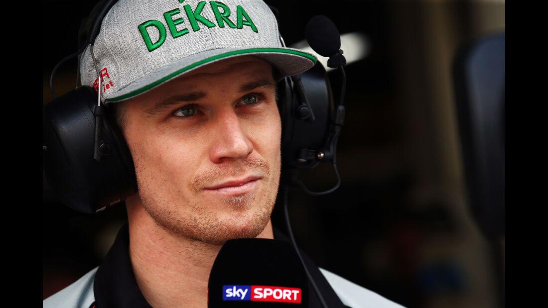 Nico Hülkenberg - Force India - Formel 1 - GP Abu Dhabi - 25. November 2016