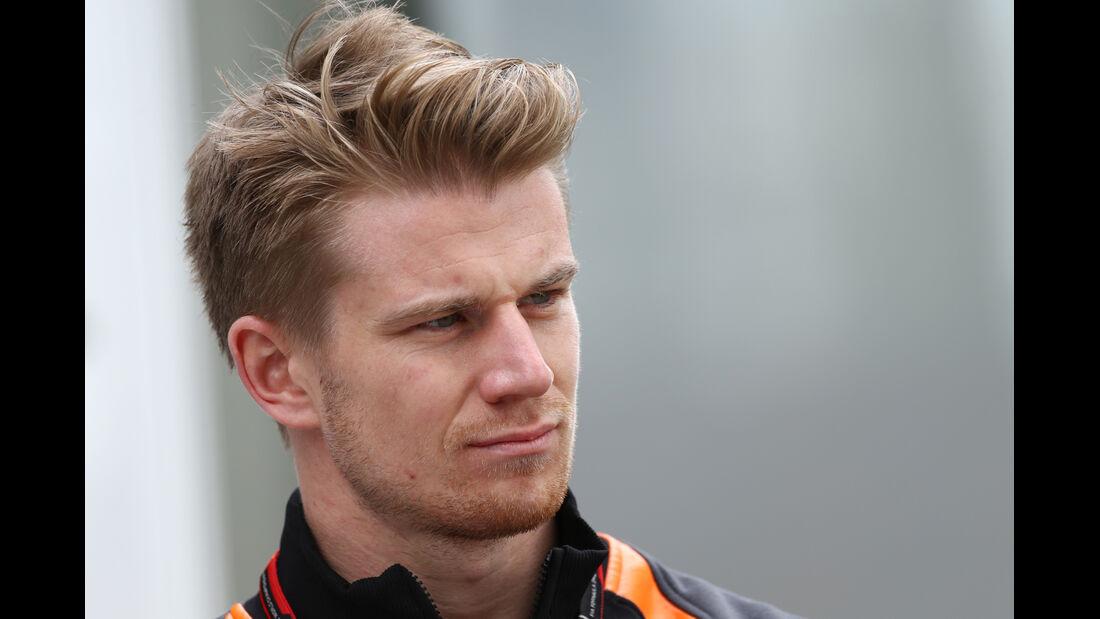 Nico Hülkenberg - Force India - Formel 1 - GP Australien - 12. März 2015
