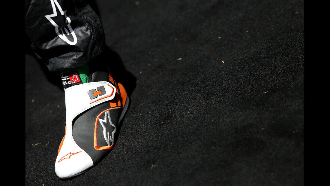 Nico Hülkenberg - Force India - Formel 1 - GP Australien - Melbourne - 13. März 2014