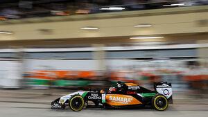 Nico Hülkenberg - Force India - Formel 1 - GP Bahrain - Sakhir - 4. April 2014