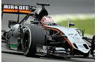 Nico Hülkenberg - Force India - Formel 1 - GP Brasilien- 13. November 2015