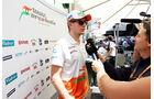 Nico Hülkenberg - Force India - Formel 1 - GP Brasilien - Sao Paulo - 22. November 2012