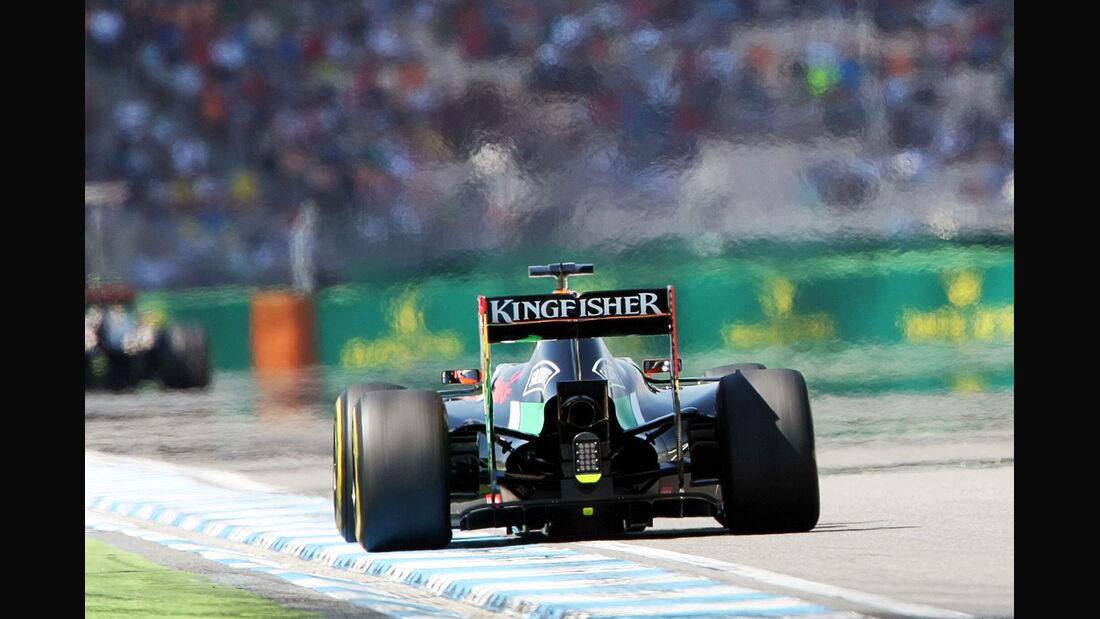Nico Hülkenberg - Force India - Formel 1 - GP Deutschland - Hockenheim - 19. Juli 2014