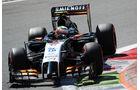 Nico Hülkenberg - Force India - Formel 1 - GP Italien - 6. September 2014