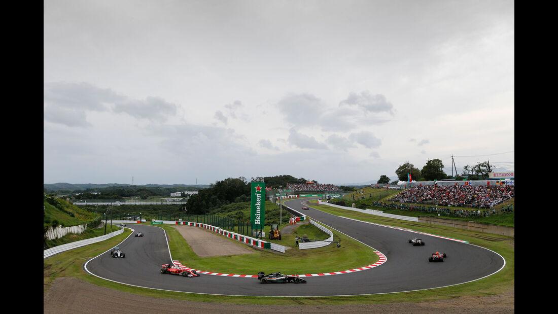 Nico Hülkenberg - Force India - Formel 1 - GP Japan 2016 - Suzuka
