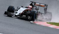Nico Hülkenberg - Force India - Formel 1 - GP Japan - Suzuka - 25. September 2015