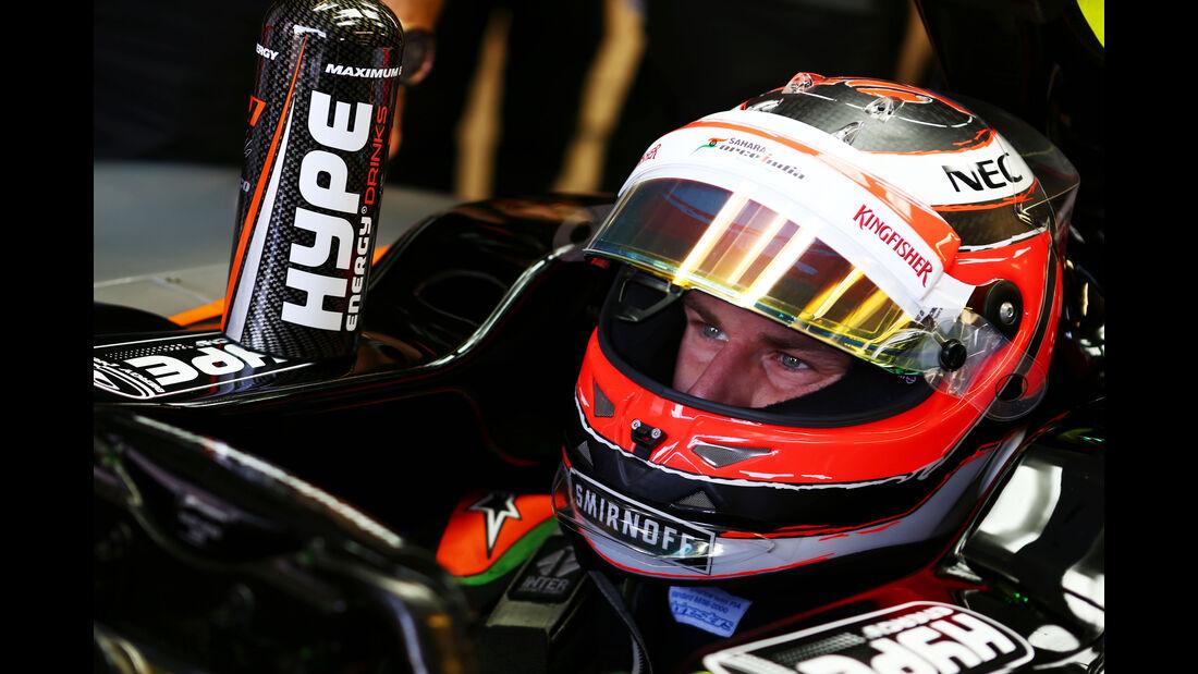 Nico Hülkenberg - Force India - Formel 1 - GP Kanada - Montreal - 5. Juni 2015