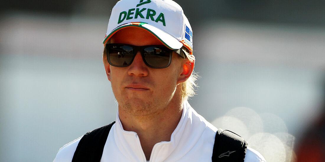 Nico Hülkenberg - Force India - Formel 1 - GP Korea - 12. Oktober 2012