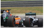 Nico Hülkenberg - Force India - Formel 1 - GP Malaysia - 28. März 2014