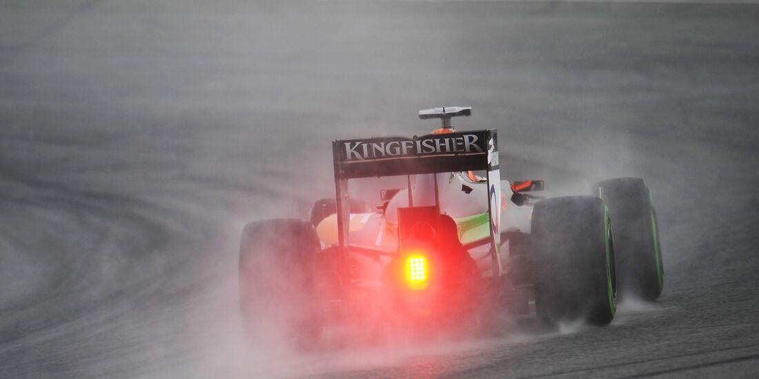 Nico Hülkenberg - Force India - Formel 1 - GP Malaysia - Sepang - 29. März 2014