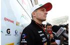 Nico Hülkenberg - Force India - Formel 1 - GP Monaco - 21. Mai 2014