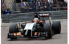 Nico Hülkenberg - Force India - Formel 1 - GP Monaco - 22. Mai 2014