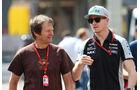 Nico Hülkenberg - Force India - Formel 1 - GP Monaco - 25. Mai 2016