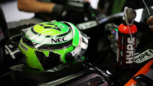 Nico Hülkenberg - Force India - Formel 1 - GP Österreich - 1. Juli 2016