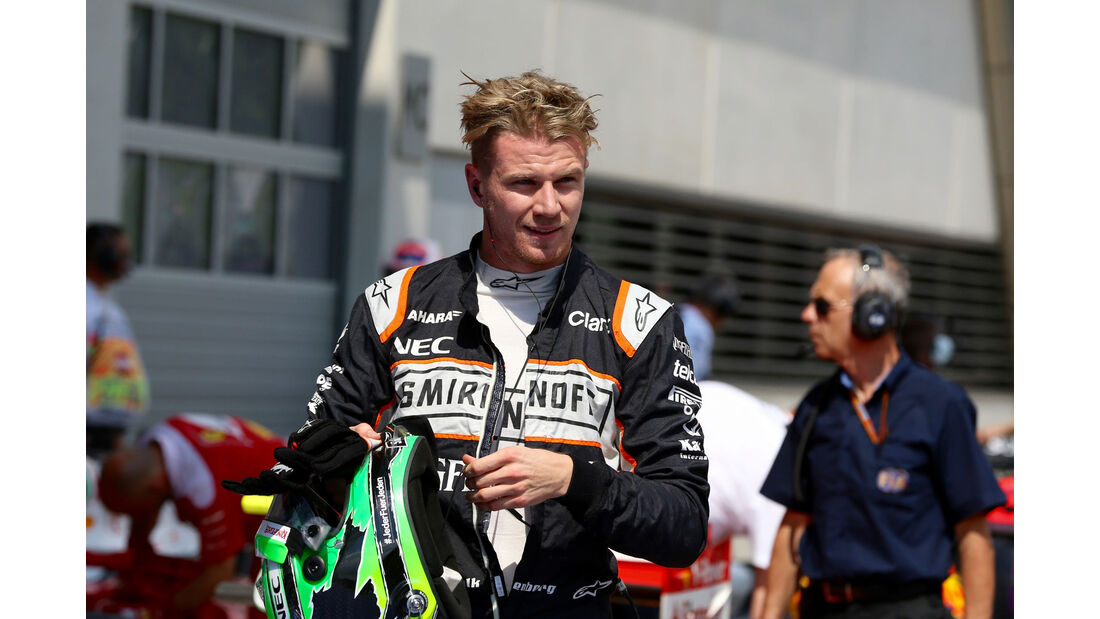 Nico Hülkenberg - Force India  - Formel 1 - GP Österreich - 2. Juli 2016